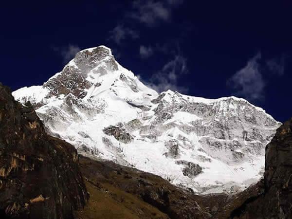 Turismo en los Andes del Perú