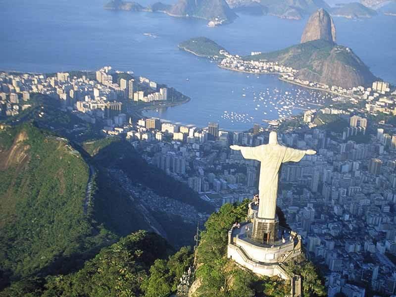Machu Picchu y Rio de Janeiro