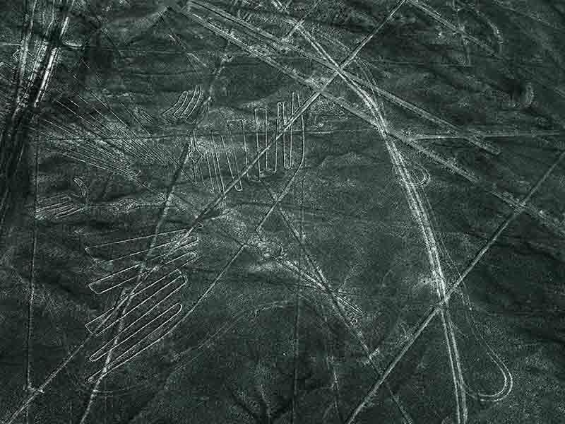 Machu Picchu y las lineas de Nazca